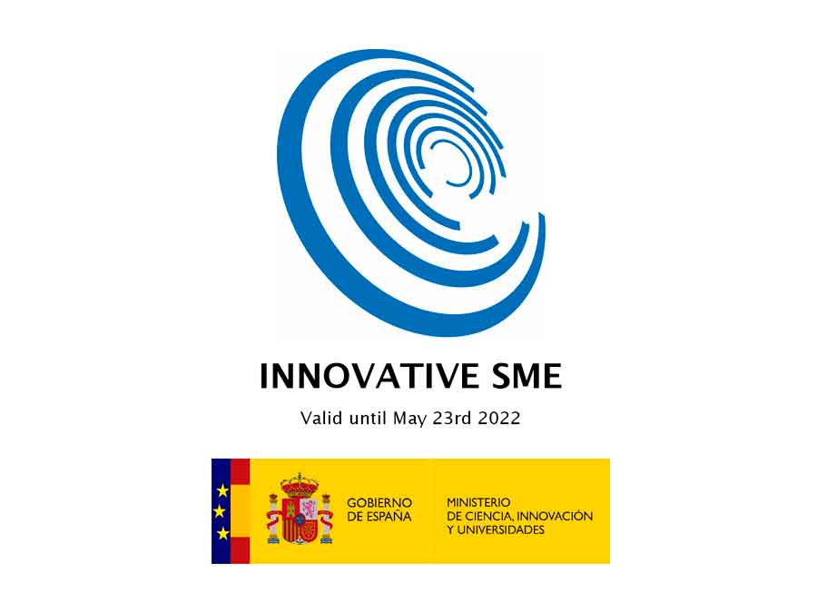 JALVASUB Engineering, Innovative SME of the Ministry of Economy, Industry and Competitiveness